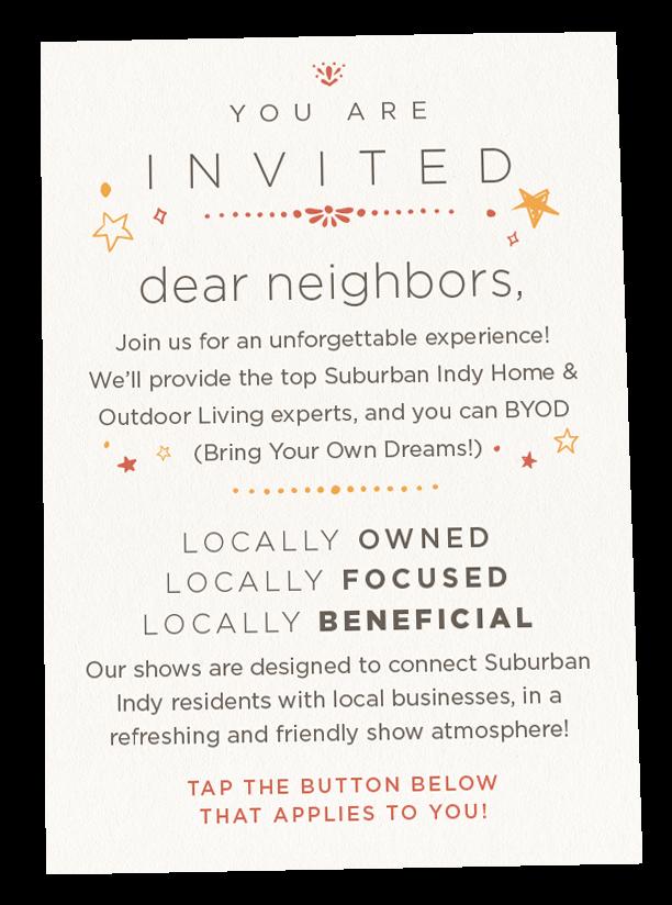 Welcome Neighbors!